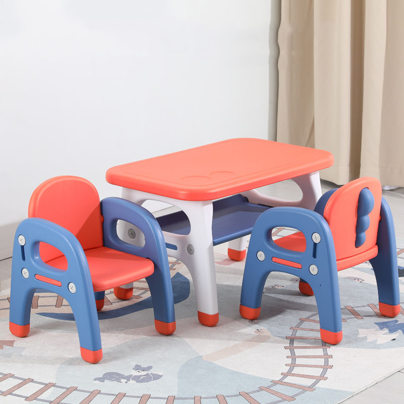 Small Stool Household Fashion Backrest Economic Toddler Chair Plastic Creative Stool Children's Stool Cartoon Chair for Kids