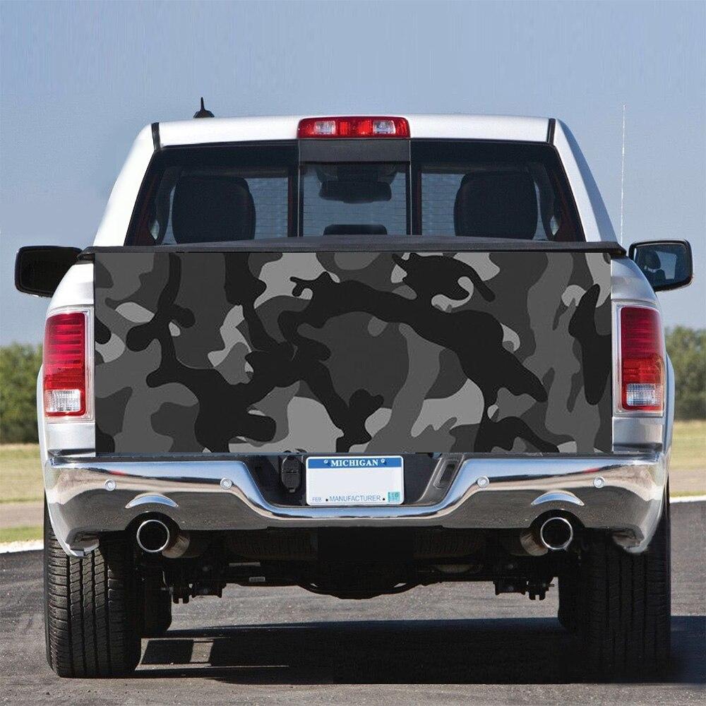 Pick-Up Truck Tailgate Wraps Michigan