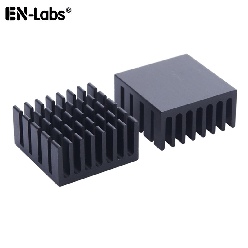 Aluminum Heat Sink Radiator Heatsink 5mm 20mm 10mm 14mm,Electronic Chips Cooling Radiator Cooler For IC MOSFET SCR-10pcs