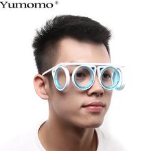 Okulary sportowe podróżne okulary chorobowe przenośne odpinane składane przeciwpoślizgowe statek wycieczkowy przeciw nudnościom tanie tanio YUMOMO CN (pochodzenie) WOMEN Owalne Dla dorosłych Z tworzywa sztucznego UV400 60mm Z poliwęglanu GV0415