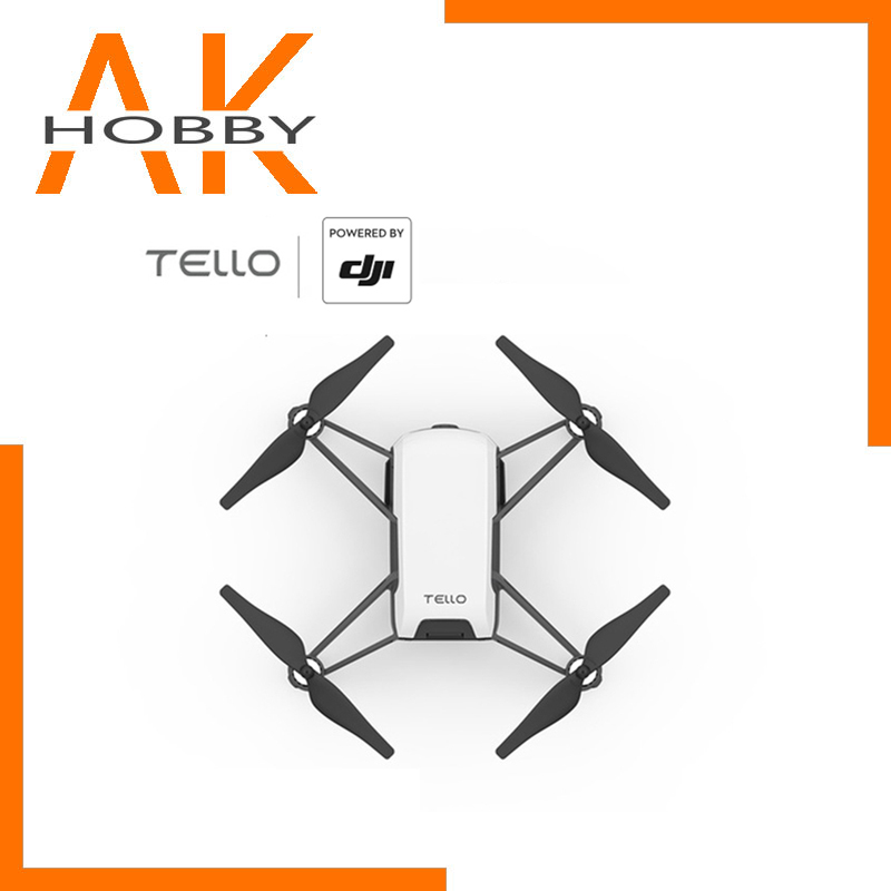 In Stock DJI Tello Mini Drone 720P HD Transmission Camera APP Remote Control Folding Toy Plane FPV RC Quadcopter With EZ Shots