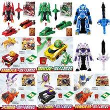 MONKART – Robot de Transformation MONKART, voiture tournante, MECARDS Bakuball Bakucar Gyro, jouets pour enfants, cadeau de noël