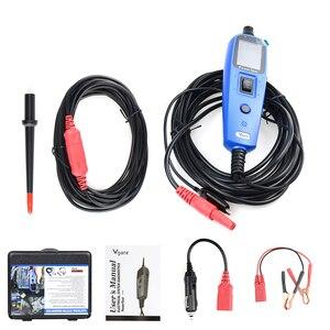 Image 5 - OBDII Scanner 100% Original Vgate PT150 Electrical System Diagnostic Circuit Tester Tool Power Probe Tester PowerScan PT 150
