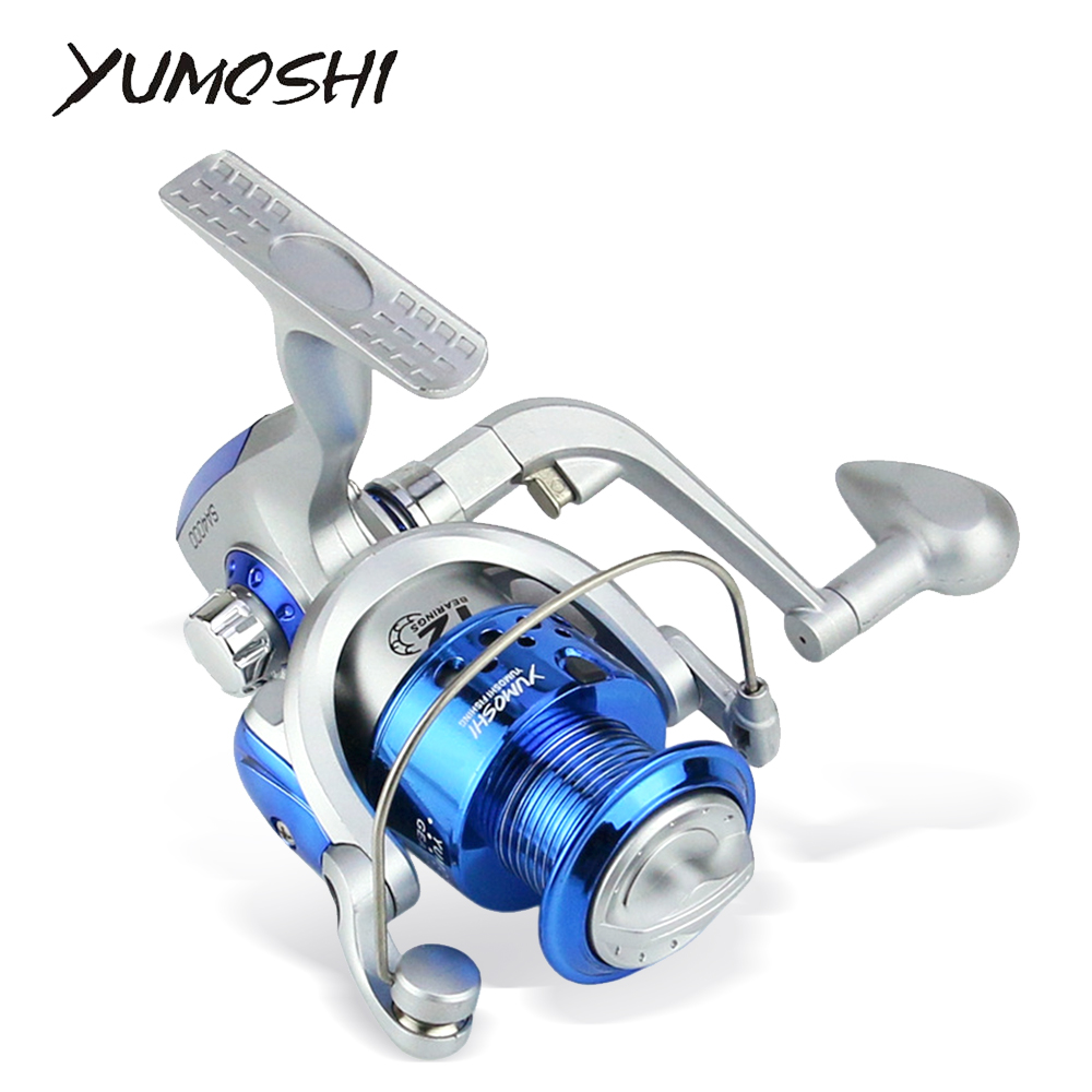 Carrete SA1000-7000 Spinning Fishing Wheel Fishing Coil Full Meta Left/Right Hand Cheap Fishing Reel Parts