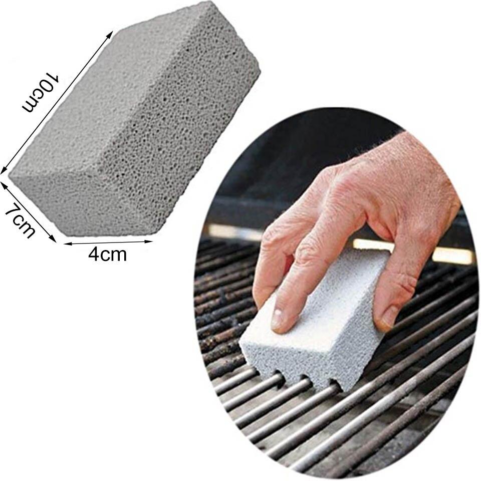 3Pcs Grill Scrub and Clean Pumice Bricks