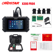 2020 Newest OBDSTAR X300 Pro4 Pro 4 Key Master Auto Key Programmer Updated X300 Series Same IMMO Functions as X300 DP Plus
