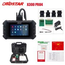 Programador de llave automática OBDSTAR X300 Pro4 Pro, 4 teclas, actualizado, serie X300, igual que las funciones IMMO como X300 DP Plus, novedad de 2020
