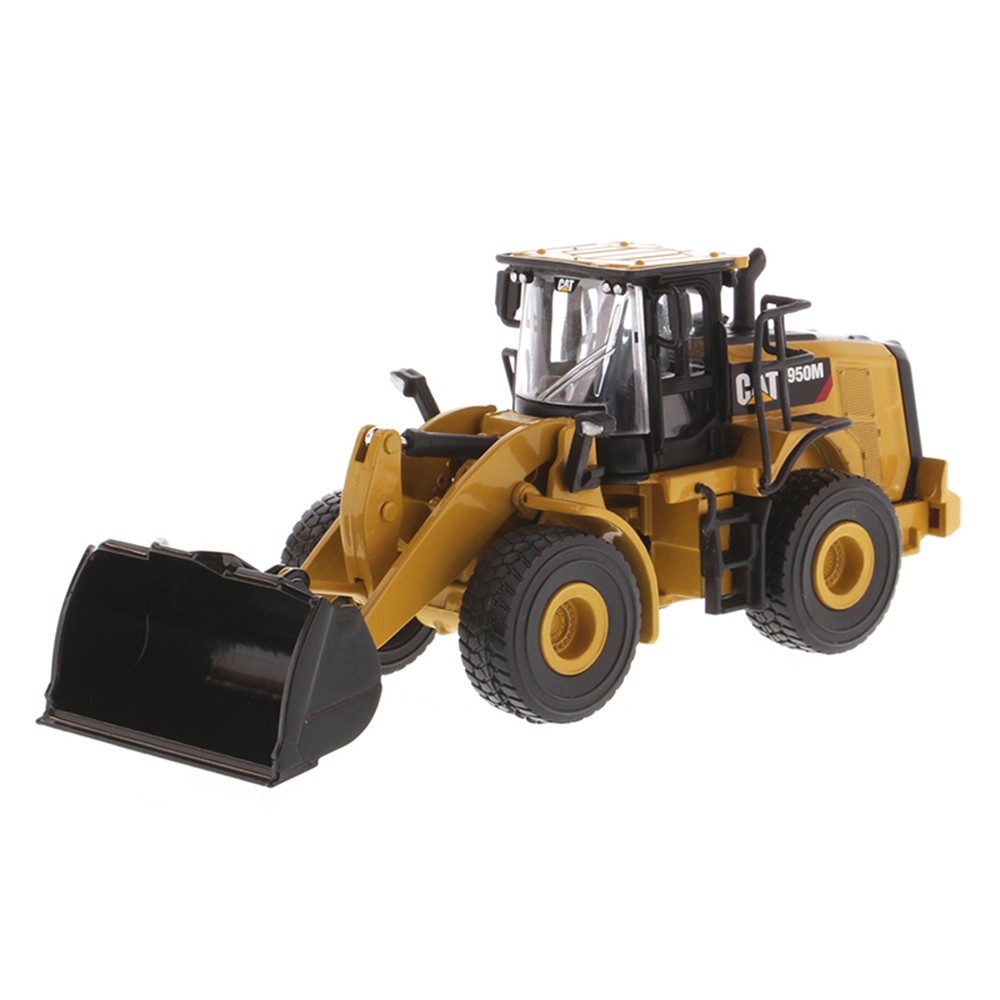 Diecast Masters (#85608) 1/64 Scale Caterpillar 950M Wheel Loader Vehicle CAT Engineering Truck Model Cars Gift Toys
