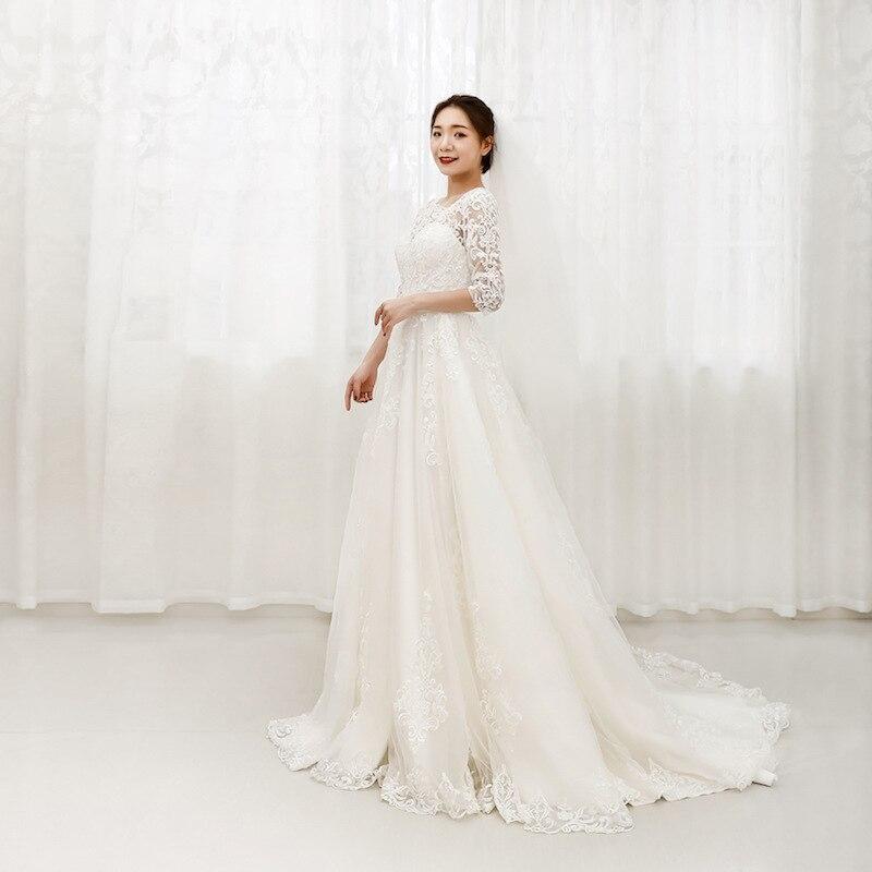 Robe De Cocktail Courte Vestido De Festa Factory Half Direct Sale Wedding Dress 2020 New Evening Amazon Banquet Long Tie Bridal