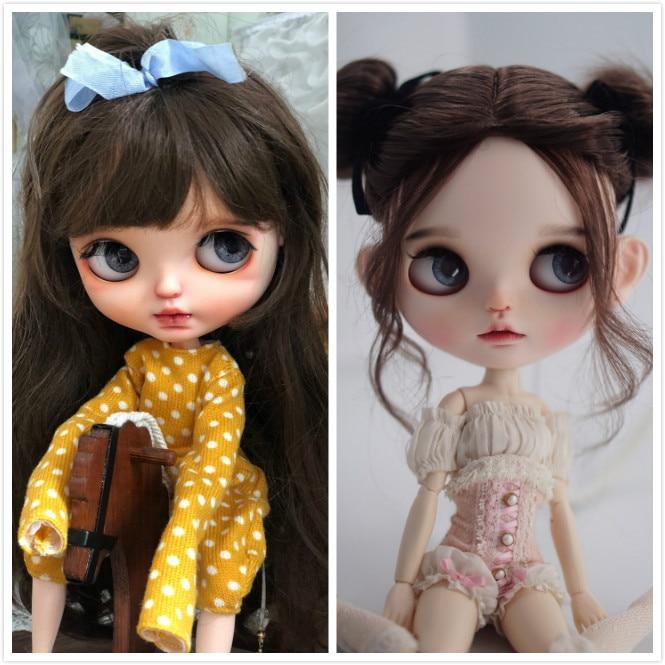 customization doll  Nude blyth doll For Girls nude doll 020221