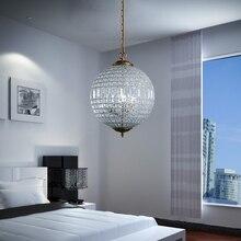 Retro Vintage real imperio estilo grande de cristal Led lámpara de lujo lámpara Lustres luces para sala dormitorio Baño
