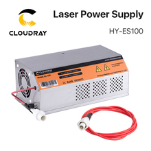 Cloudray 100 120W HY Es100 Es Series CO2 Laser Power Supply for CO2 Laser Engraving Cutting Machine