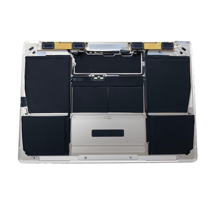 Original New Laptop Battery Internal With Bottom Base Cover D For MacBook A1534 Year 2015 image