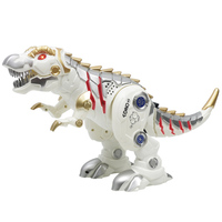 Sound Realistic Dinosaur Toy ABS Model Smart Simulation Kids Children Walking Gift Remote Control Mechanical Lighting