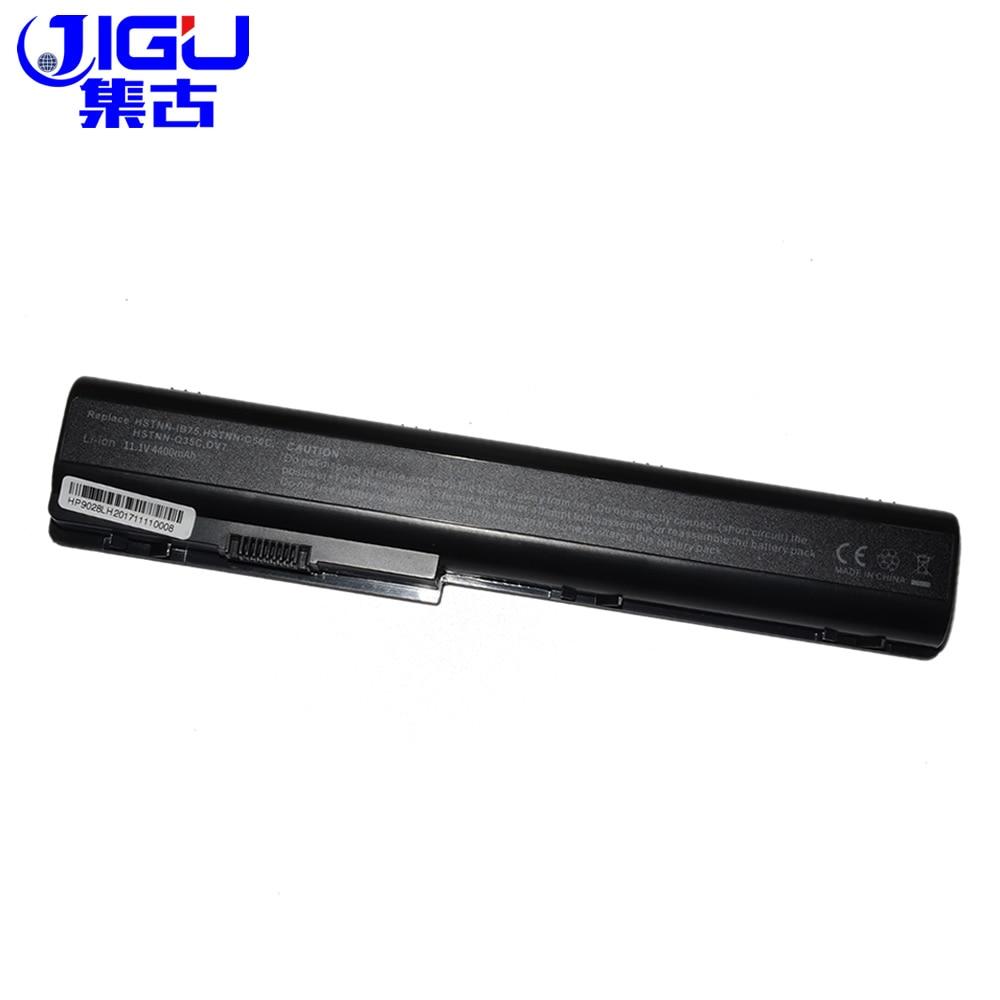 JIGU Laptop Battery HSTNN DB75 HSTNN OB75 HSTNN IB74 HSTNN XB75 HSTNN DB74 For Hp For Pavilion Dv7 Dv7t Dv8 Dv8t Dv8t 1000| | |  - title=