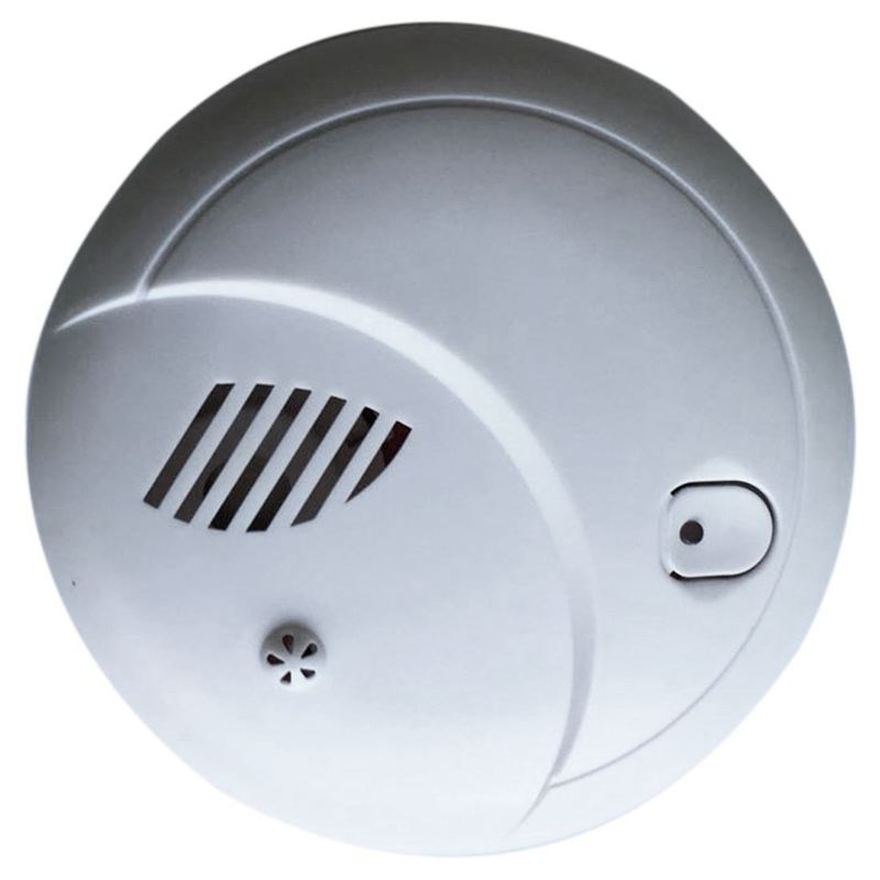 Wireless Smoke And Heat Detector For Your Home Safety (BRJ-316)