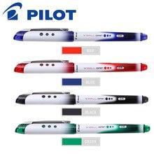 Ручка PILOT V с шариковым захватом, 6 шт., 2019 мм, новинка, ручка Verbatim, чернильная ручка, быстросохнущая, насыщенная цветная, гладкая для письма, 0,5
