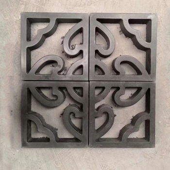 цены Handmade Made Wall Concrete Window Plastic Mould Antique Cement Component Air Permeable Brick Mold