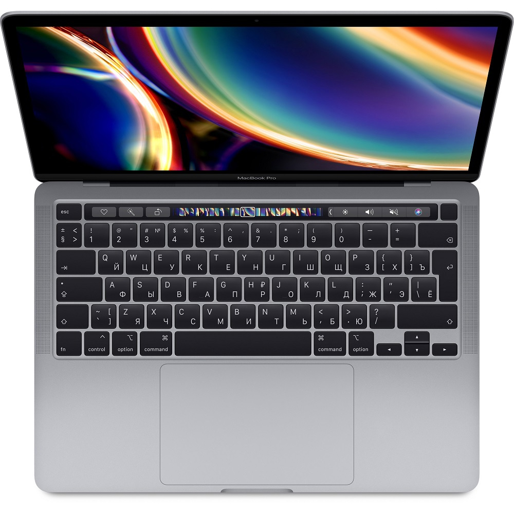 "Ноутбук Apple MacBook Pro 13"", Retina, Intel Core i5, 1.4 ГГц, 8 ГБ, 512 ГБ SSD, Iris Plus 645, MacOS, Touch Bar, MXK52RU/A"