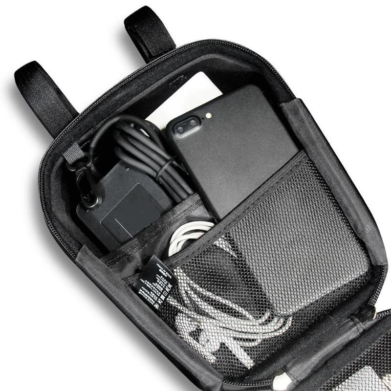 WILD MAN EVA Hard Shell Bag for Xiaomi M365 Ninebot ES1 ES2 ES3 ES4 Universal