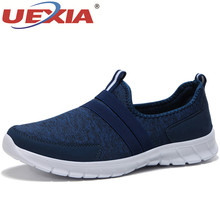 UEXIA Summer Unisex Couple Sneakers Men Casual Shoes Air Mes