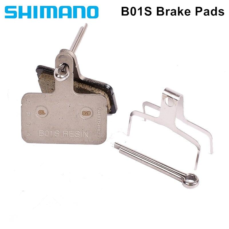 1 Pair Disc Brake Pads Rubber B01S Resin for Bicycle MTB Shimano M415//M416//M445