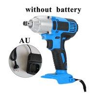 16000mAh 128V DIY Wireless Power Impact Hand Wrench Tool Engineering Accessories