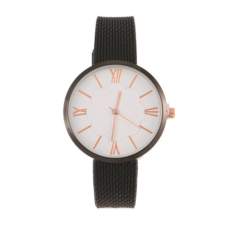 Women's Watch Fashion Star Pattern Two Kinds Of Watches With Personality Roman Literal Multicolor Dial Quartz Watch