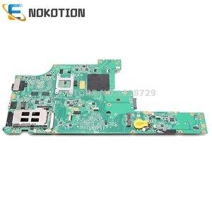Image 2 - NOKOTION 63Y2144 DA0GC6MB8F0 para Lenovo Thinkpad edge E50 portátil placa base HM55 DDR3 HD 4500 gráficos cpu gratis