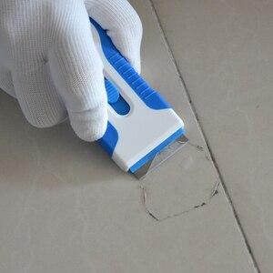 Image 3 - EHDIS okno barwienia okulary urządzenia do oczyszczania Razor skrobak ostrze ze stali z włókna węglowego winylowa naklejka na samochód naklejka foliowa Remover ściągaczka