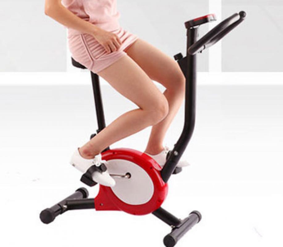 Exercício magnético bicicleta mini indoor spinning bicicleta