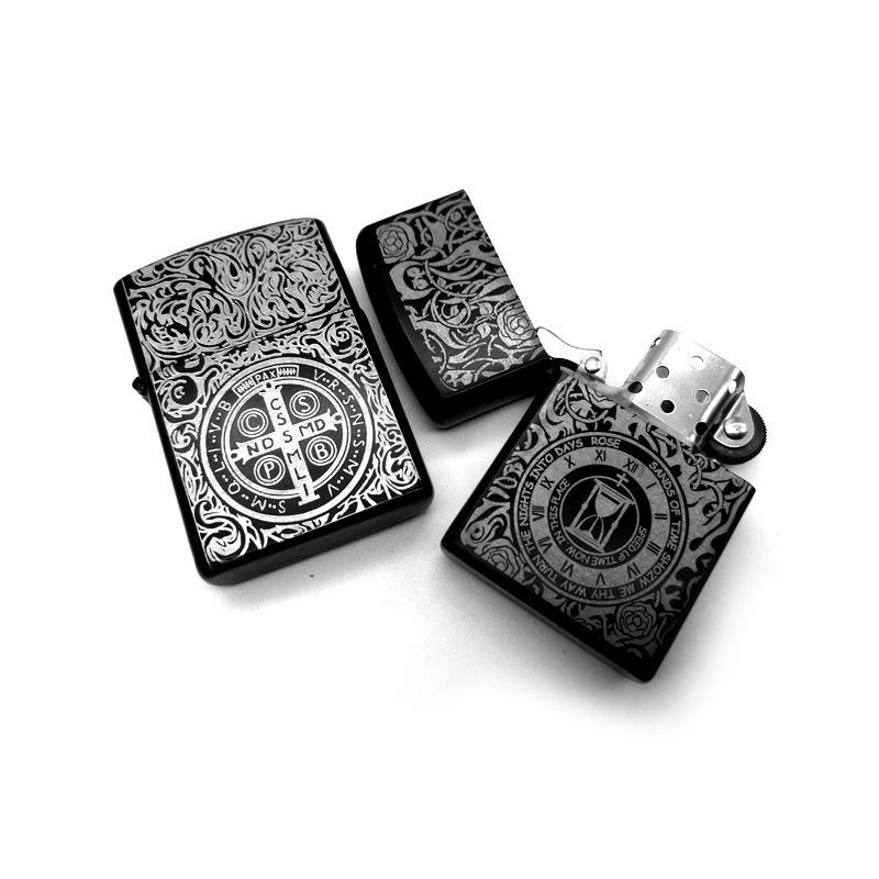 Retro Constantine Kerosene Lighters Gasoline Vintage Metal Cigarette Lighters Kerosene Cigarette Fire Lighter Smoker Best Gift