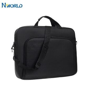 Maletín de negocios para portátil, bolsa para Notebook de 15 y 17...