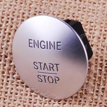 Прочный 2215450714 автомобильный пусковой стоп кнопочный переключатель зажигания двигателя для Mercedes Benz