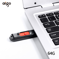 Aigo 64GB pen drive 3.0 usb flash drive usb 3.0 cle usb high speed memoria usb stick flash usb key pendrive|USB Flash Drives| |  -