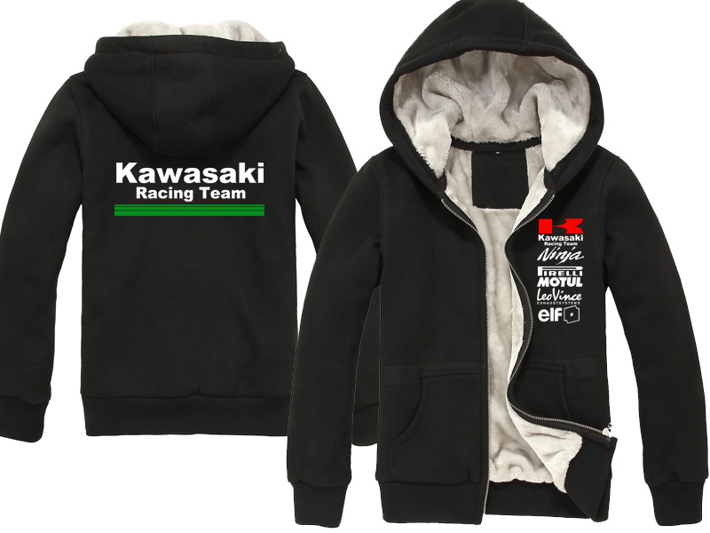 Hoodie for bike KAWASAKI z1000 2004 sweatshirt hoody Sudadera moto Z 1000