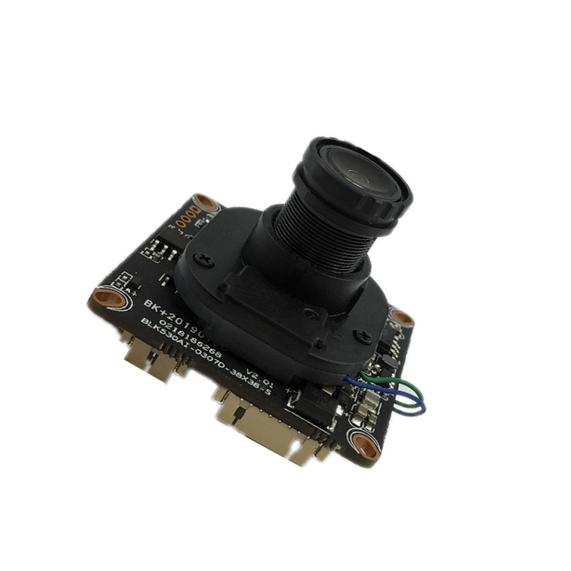 Onvif P2P 1080P IP <font><b>Camera</b></font> <font><b>Hi3516E</b></font>+SONY IMX307 Module Board With IR Cut+ M12 Lens+Cable H.265 2MP CMS CCTV IP <font><b>Camera</b></font> Module image