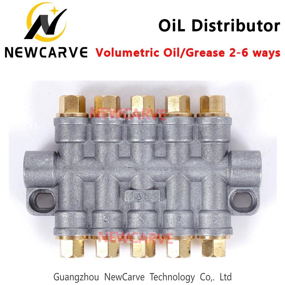 Oil Distributor Valve For CNC Engraving Machine Newcarve