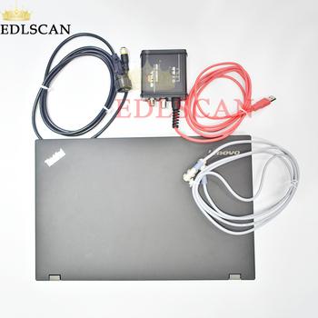 T420 + Still Forklift Canbox USB 50983605400 Lift narzędzie diagnostyczne do ciężarówki tanie i dobre opinie EDLSCAN Newest 10cm PCB Board + House Analizator silnika STEDS 8 19R2