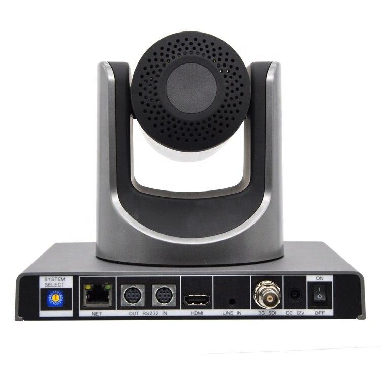 12x zoom tudo em um design hd câmera de vídeo para videoconferência ou sistema de videoconferência-1