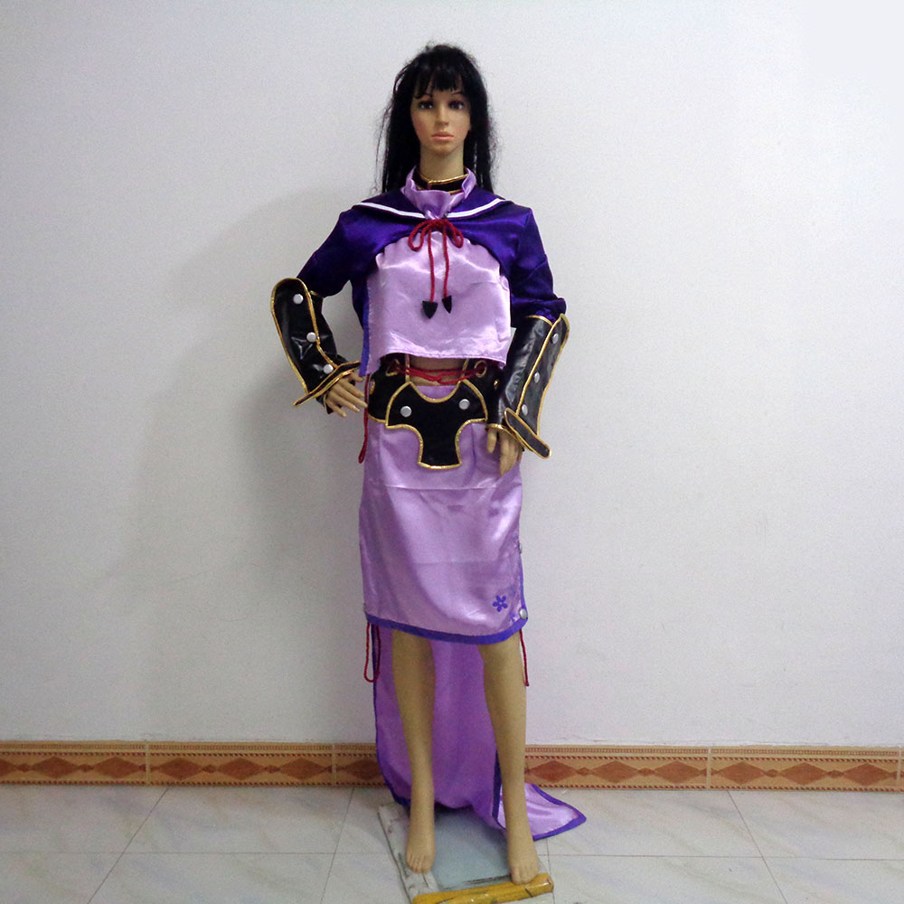 FGO Fate Grand Order Minamoto Yorimits Cos Halloween Uniform Outfit Cosplay Costume Customize Any Size