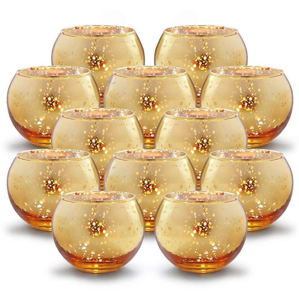 Aromatherapy Golden yankee Candle jar making Northern Europe Candlestick Cup 12pcs Set candles cactus bougeoir kaarsen oil lamp