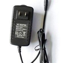 Power-Supply-Adapter Ip-Camera CCTV 12V DC 2A US Esunstar Uk-Plug Security EU AU