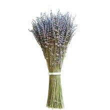 Около 100 палочек красивый натуральный Букет Лаванды сушеные цветы бесземный цветок декоративный сад декор для гостиной