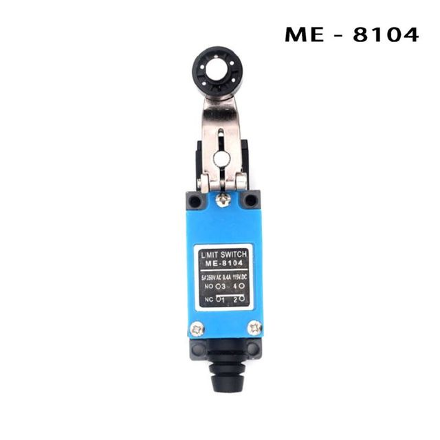 Limit switch Rotary Adjustable Roller Lever Arm Mini Limit Switch Momentary XJ
