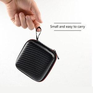 Image 4 - Mini Bag Portable Shockproof Storage box Compact waterproof Case For Gopro Hero 9 8 7 6 5 4 3 SJCAM Xiaomi Yi 4K Action Camera