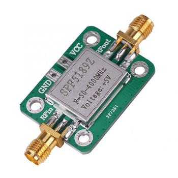 LNA 50-4000MHz SPF5189 RF Amplifier Signal Receiver For FM HF VHF / UHF Ham Radio Professinal Audio AMP image