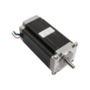 Image 2 - 4 axis Nema 23 Stepper motor kit:nema23 motor 4 lead 3N.m+DM542 driver+ breakout board+350W 36v power supply CNC Router