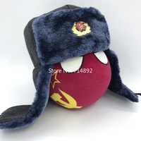 Polandball Plush Toy Countryball USSR Ball Doll and Hat Cosplay for Gift