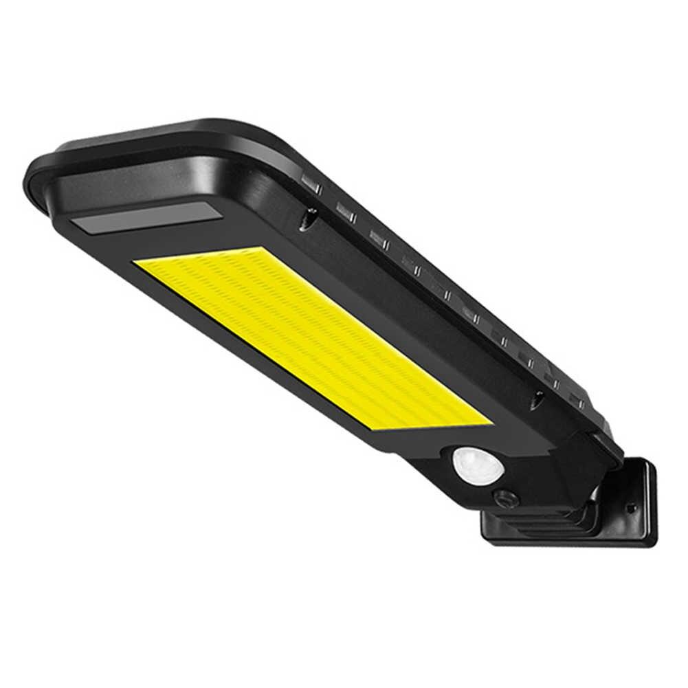 Прихожая COB светодиодный домашний Солнечный Свет Ночной сад украшения водонепроницаемый подарок ABS легко установить настенный светильник датчик движения